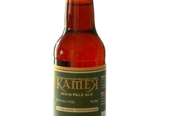 Kamek, corredor atlántico-mediterráneo de cervexa artesá