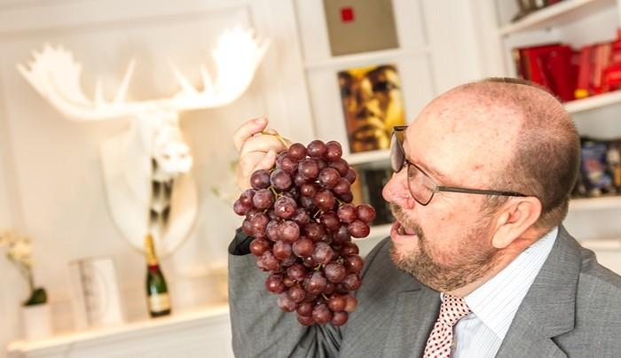 """Ernesto Gallud, autor de Sin Mala Uva: """"Antes de entender los vinos hay que conocer las uvas"""""""