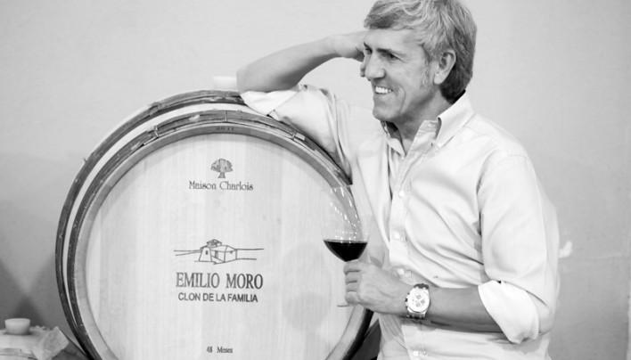 """José Moro, presidente de las Bodegas Emilio Moro: """"Deberíamos coger la botella debajo del brazo para recorrer sin recelo todos los rincones del mundo"""""""