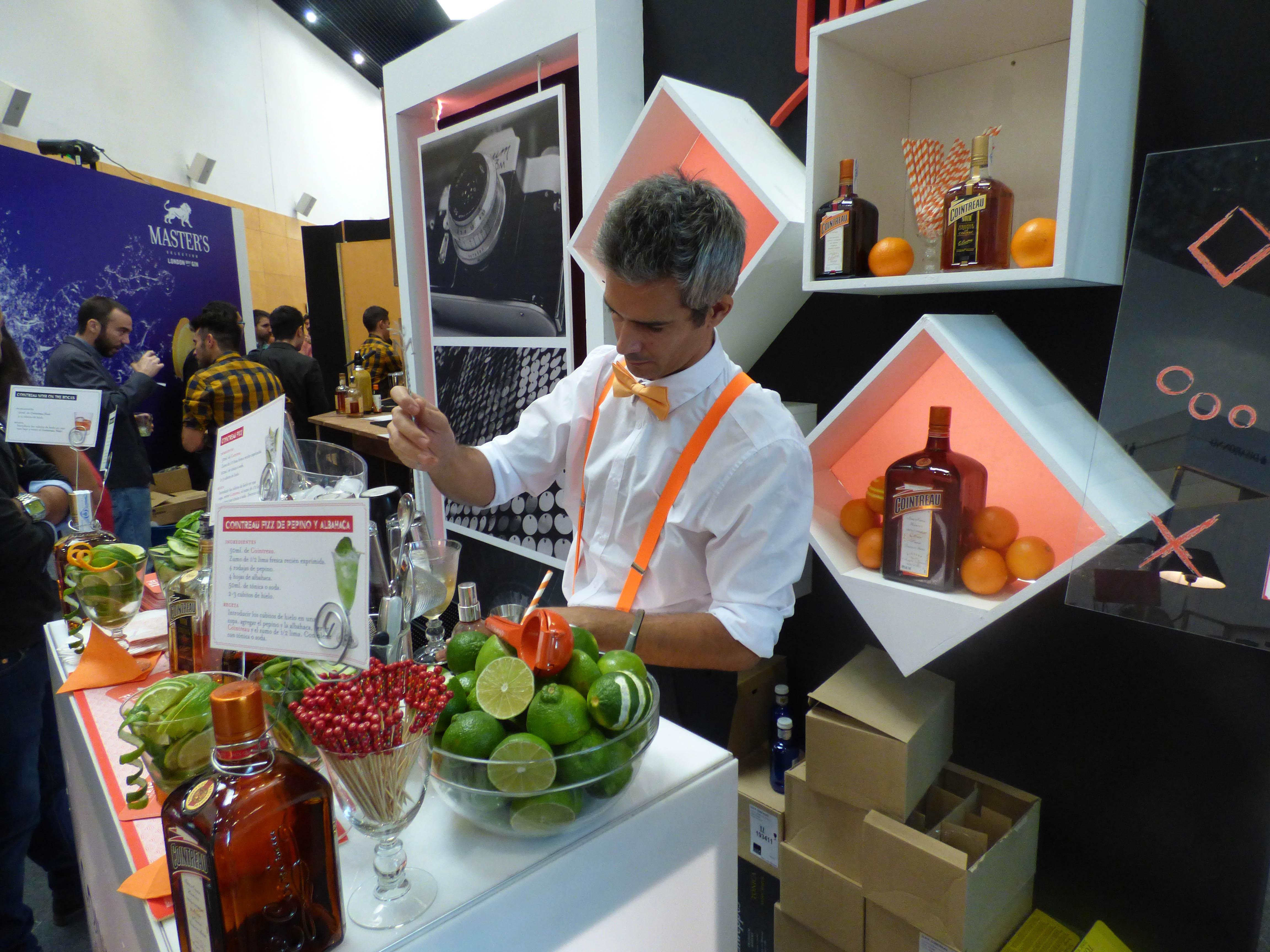 congreso internacional bebidas y destilados mixologya Madrid